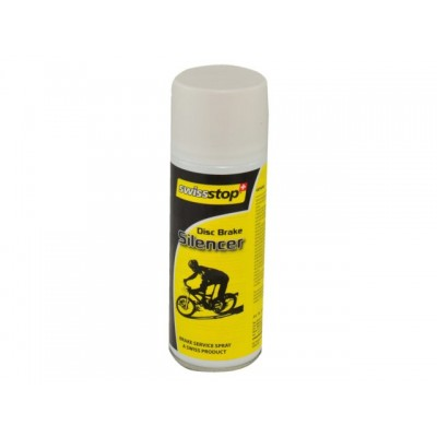 SPRAY SWISSSTOP DISC BRAKE SILENCER 400ML