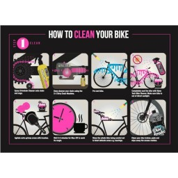 Muc-Off Flyer How To Clean Your Bike