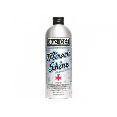 Muc-Off Miracle Shine Wax 500ML